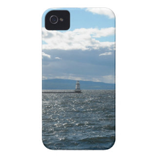 Lake Champlain with a Wind iPhone 4 Case-Mate Case