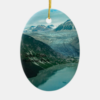 Lake Clark National Park ornament