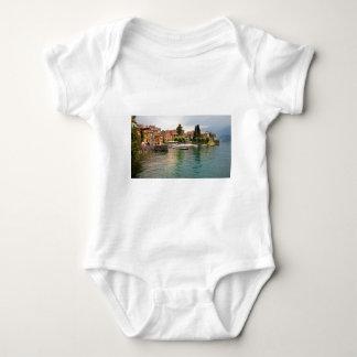 Lake Como MIlan Baby Bodysuit
