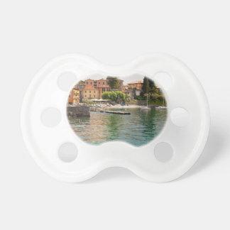 Lake Como MIlan Baby Pacifiers