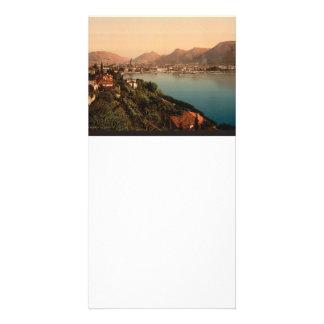 Lake Como Personalized Photo Card