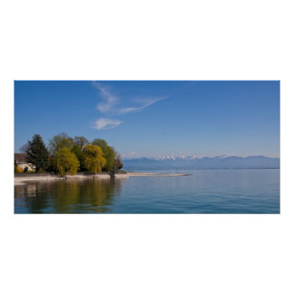 Lake Constance Poster