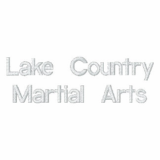 Lake Country Martial Arts Embroidered Polo Shirts