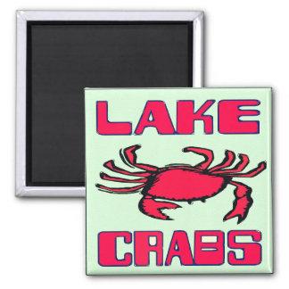 Lake Crabs Magnet