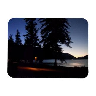 Lake Crescent Olympic National Park Magnet