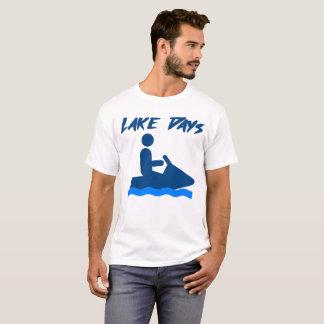 Lake Days Summer Fun Water T-Shirt