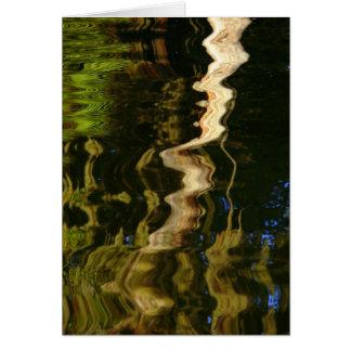 Lake Dora Reflections 2 Card