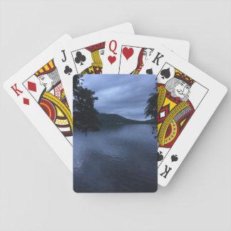 Lake Dunmore Vermont Poker Deck