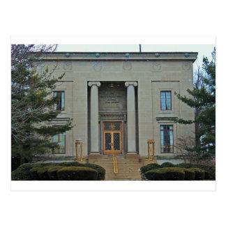 Lake Erie College-Morley Music Hall I Postcard