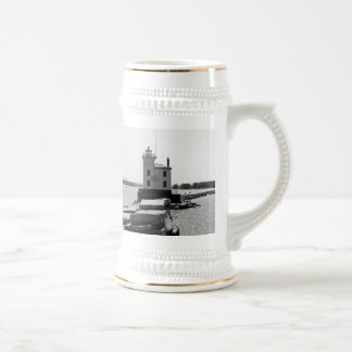 Lake Erie Lighthouse Beer Steins