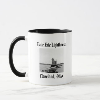 Lake Erie Lighthouse Mug