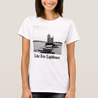 Lake Erie Lighthouse T-Shirt