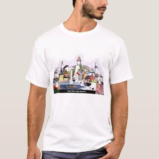 Lake Erie Lighthouses T-Shirt