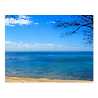 Lake Erie, Ontario, Canada, jjhelene Postcard