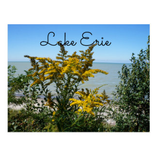 Lake Erie Postcard