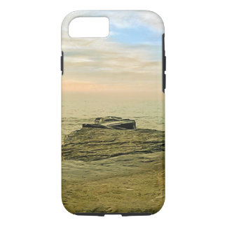 Lake Erie Summer Sunset iPhone 7 Case