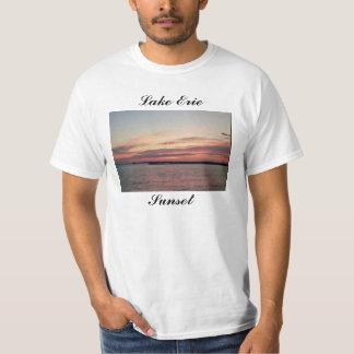 Lake Erie Sunset T-shirts