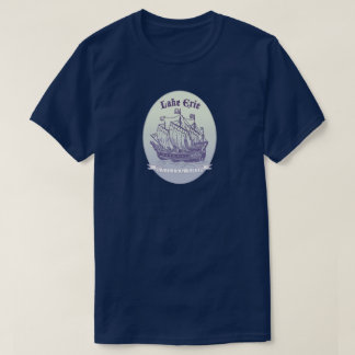 Lake ErieTall Ships for Travel Novelty Shops T-Shirt