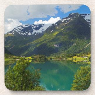 Lake Floen scenic, Norway Coaster