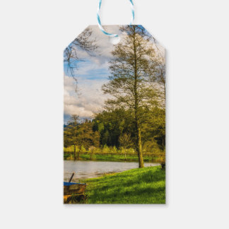 Lake Forest Landscape Gift Tags