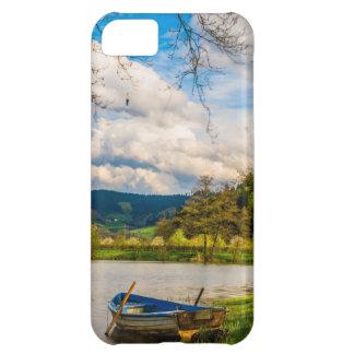 Lake Forest Landscape iPhone 5C Case