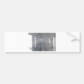 Lake Fork Bridge Bumper Sticker