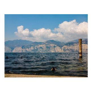 Lake Garda, Italy Postcard