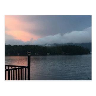 Lake George Postcard