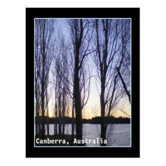 lake Ginninderra, Canberra, Australia Postcard