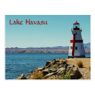 Lake Havasu City, Arizona Postcard