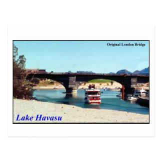 Lake Havasu City AZ Postcard