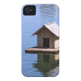 Lake house iPhone 4 cover