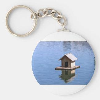 Lake house key ring