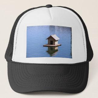 Lake house trucker hat