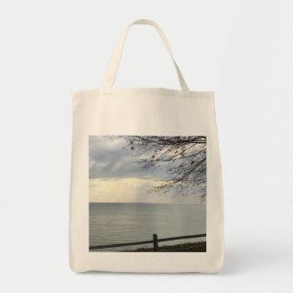 Lake Huron Keep it Clean Tote Bag