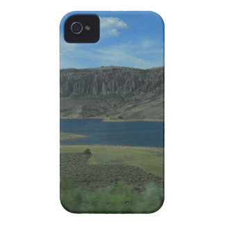 lake in colorado iPhone 4 cover