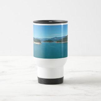 Lake in Northern California Coffee Mug