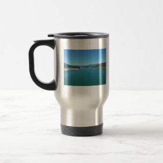Lake in Northern California Coffee Mugs