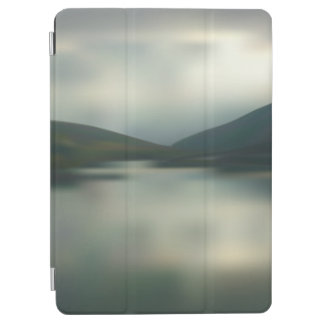 Lake in the mountains iPad air cover