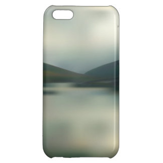 Lake in the mountains iPhone 5C case