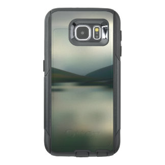Lake in the mountains OtterBox samsung galaxy s6 case