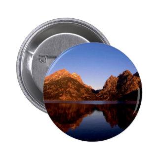 Lake Jenny Grand Teton Park Buttons