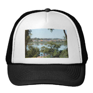 Lake Joondalup (Western Australia) Viewed From The Trucker Hat
