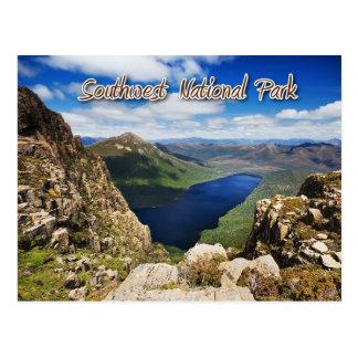 Lake Judd, Tasmanian Wilderness, Australia Postcard