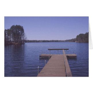 Lake Julia Card