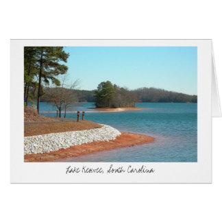 Lake Keowee Walking Trail (Title) Card