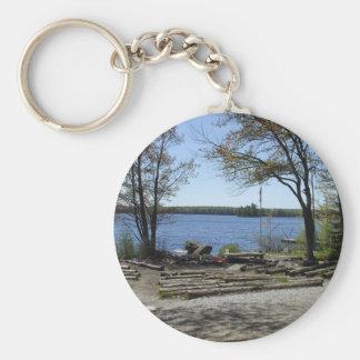 Lake Key Ring