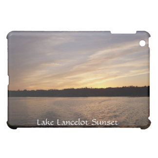 Lake Lancelot Sunset Cover For The iPad Mini