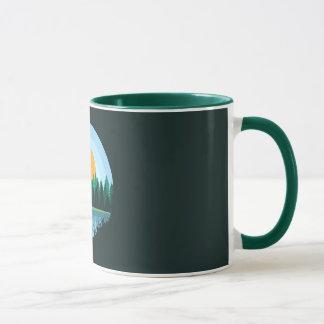 Lake Landscape Mug