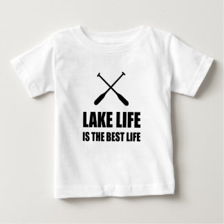 Lake Life Best Life Baby T-Shirt